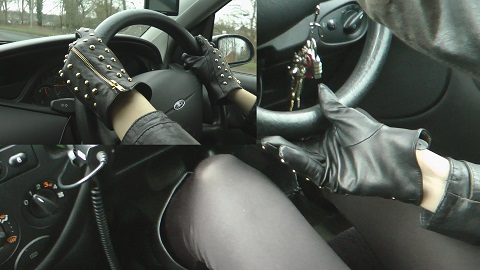 girls-leather-pants-police-uniform-leather-gloves-boots-leather-jacket